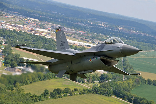 F-16 Viper East Demonstration Team