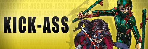 PlayStation Comic Store - Kick-Ass