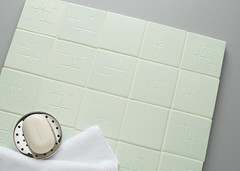 Barbara Barry Starburst (KohlerCo) Tags: new tile ann products product 2010 sacks kbis