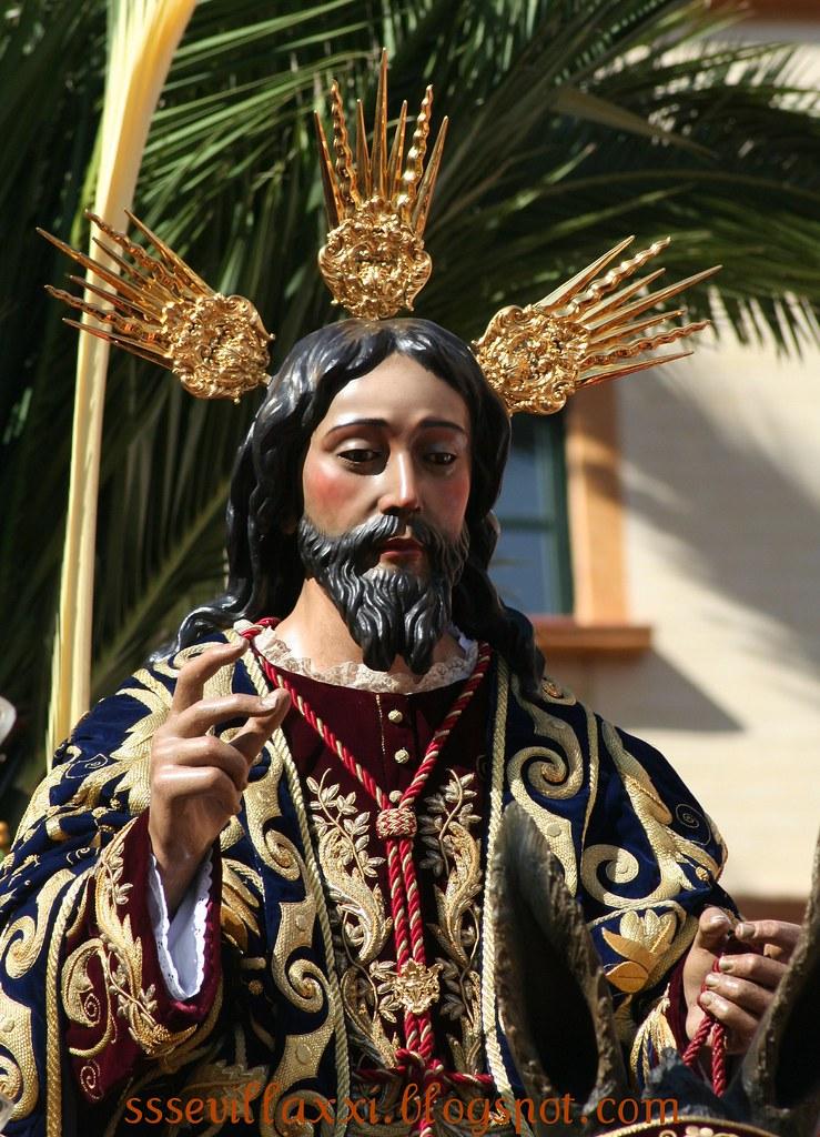 Sagrada Entrada en Jerusalén. Domingo de Ramos 2.010