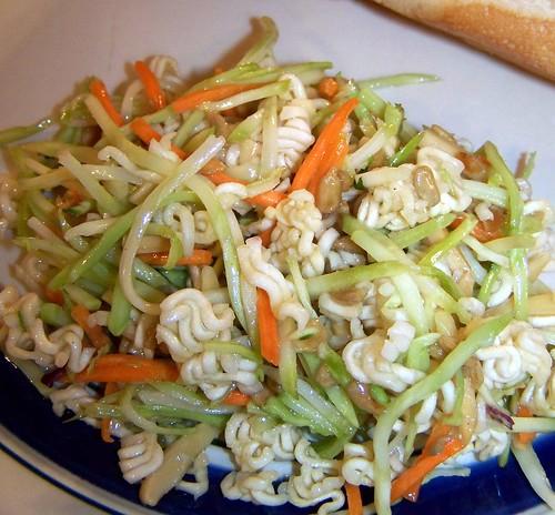Broccoli-Noodle Crunch Salad