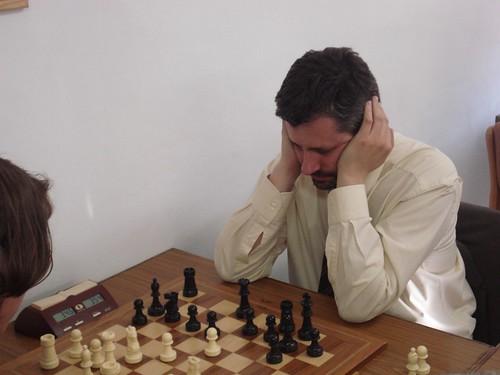 Josep Ribera, guanyador del torneig