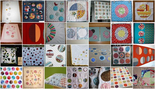 circle-y inspriation quilts for OSB