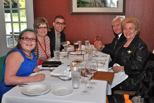 45th anniversary dinner