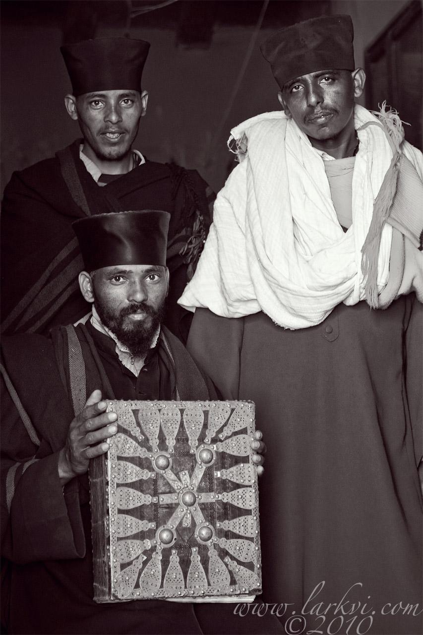 Treasure-Keepers, Abba Garima Monastery, Tigray, Ethiopia, 2009