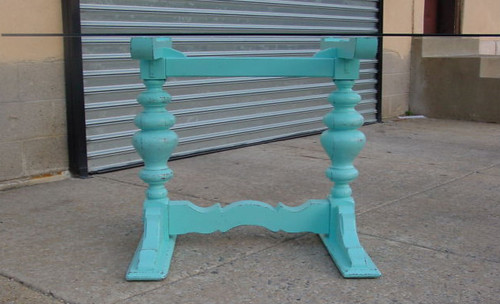 Blue Baby Table