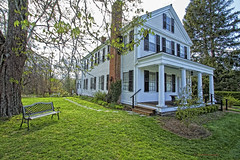 Captain Bangs Hallet House (Profcjgregory) Tags: house ma yarmouth bangs hallet