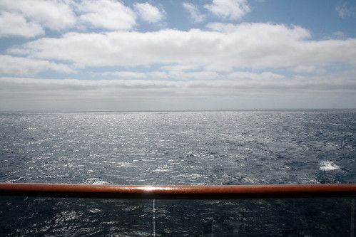 Carnival Spirit - View on Last Day