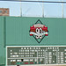 Fenway scoreboard - Derek Lowe No-Hitter - 27 April 2002