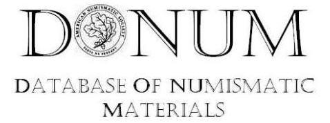 DONUM ANS Library catalog logo