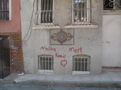 Street Graffiti - Beyoğlu, Istanbul, Turkey