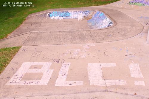 Springwood Skate Park - Top Shots