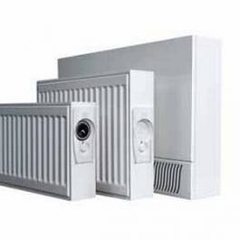 Easy Heat - Water Filled Electric Radiator With 24 Hour Timer