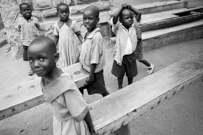 Image of Kids in Kisumu