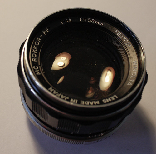 Vintage Lens Porn (Piece 6/9)