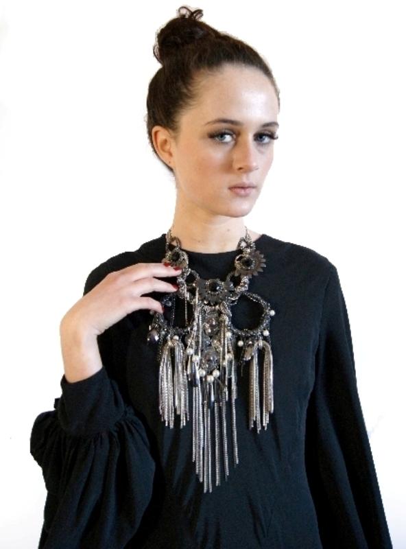 Anita Quansah reclaimed jewelry tribal trashion 5