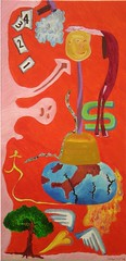 dad's-child (micksabatino) Tags: arte michele astratto quadri tela acrilico espressionismo pittura sabatino astrattismo
