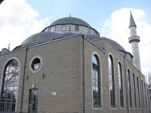 Mosque in Duisburg