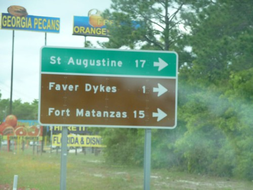 on to st. augustine.