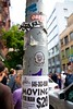 obey blip street art stickers (blip .) Tags: street art monster moving sticker soho obey fairey shepard blip ceito kainproductions