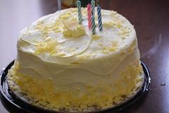 Nom Nom Lemon Cake