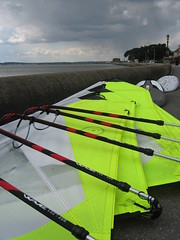 Brand New 2010 Goya Surf Beginners Windsurfing Sails