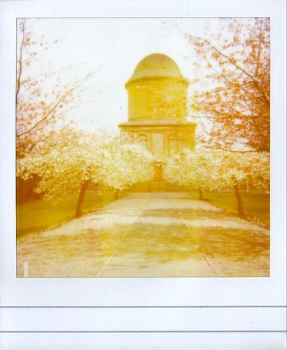 Hamilton Mausoleum - 'roidweek 2010 #2