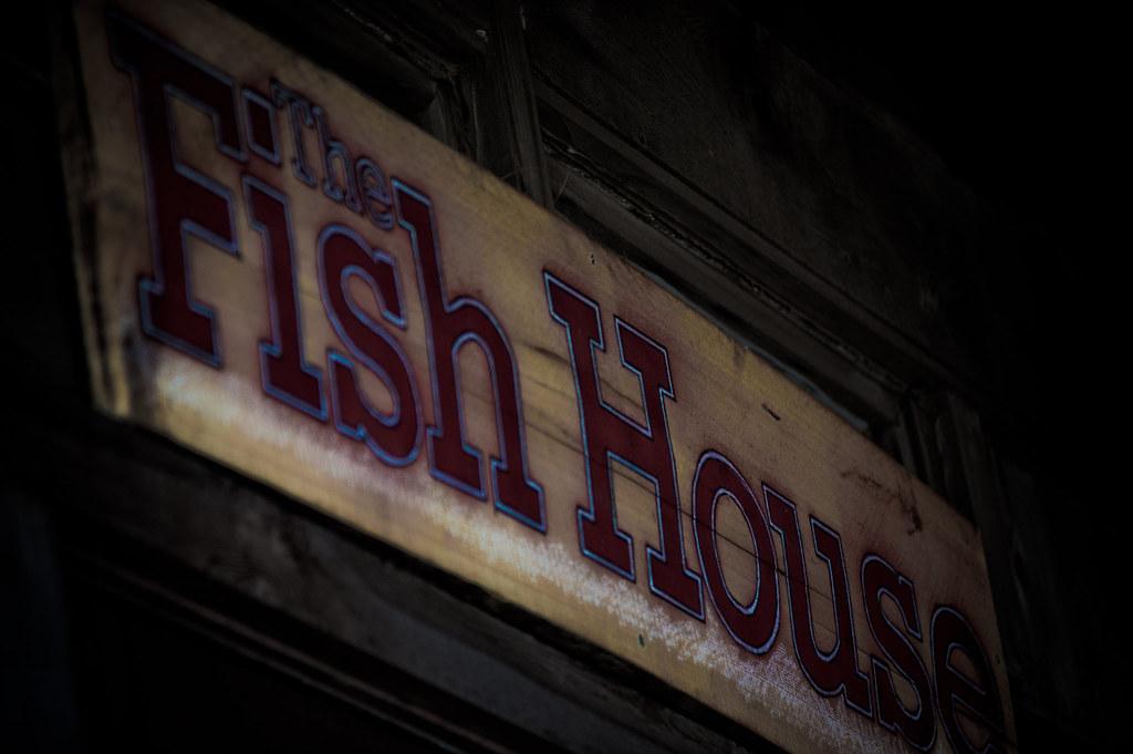 """Fish House"""