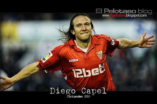 Diego Capel, Santander