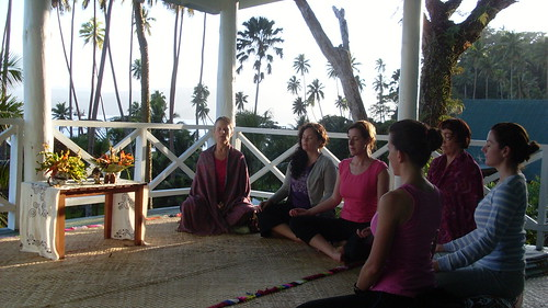 Daku Resort Yoga Retreat with Christine by Daku Resort, Savusavu Fiji, on Flickr