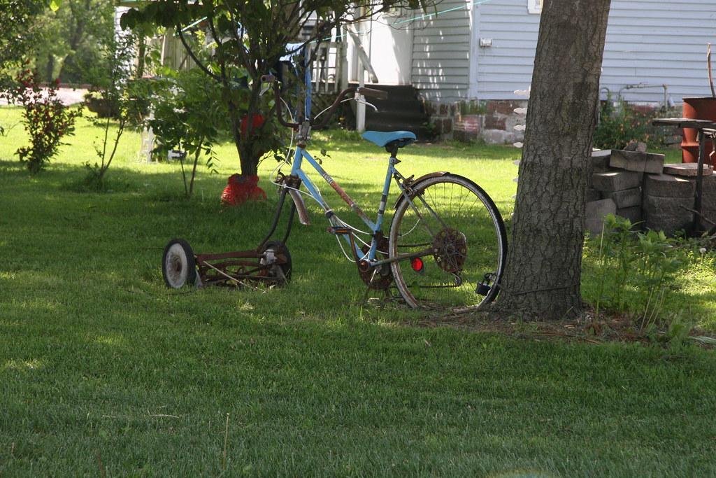 Lawn Mower, Farina IL