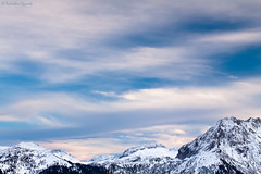 Tyrolean Alps, Austria (Radoslav_) Tags: winter sky snow mountains alps nature colors beautiful beauty clouds landscape outdoors austria soft afternoon view outdoor pastel fresh tyrol tyrolean