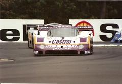 Jaguar XJR-11 - Donington 1989 (mendaman) Tags: world sports mercedes championship martin c spice group prototype porsche 1989 jaguar aston c9 donington 962c wspc amr1 xjr11 se89c