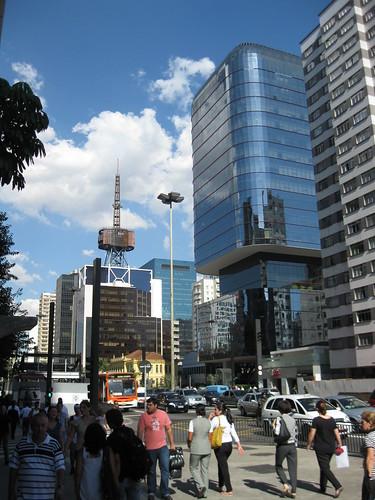 Sao Paulo on Av Paulista