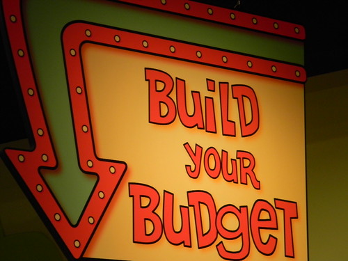Build your budget by eric731