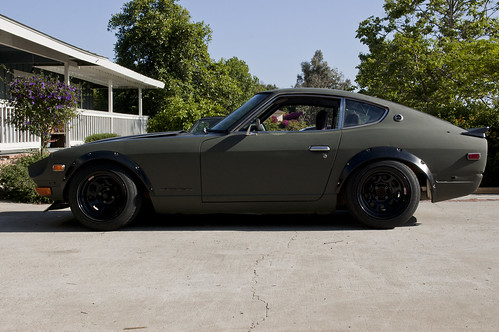 240z ride height
