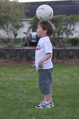 Use Your Head (Sam Howzit) Tags: sports ball soccer balance athan useyourhead