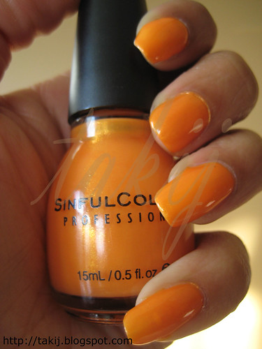 Sinful Colors Cloud 9