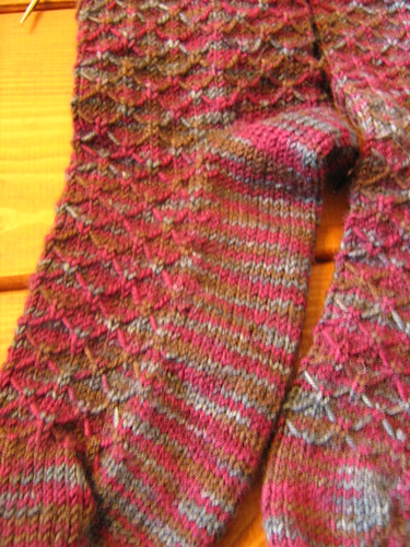 Summer of Socks Challenge pair #1