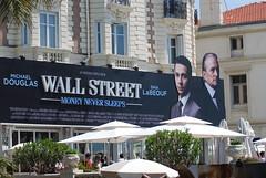 Wall Street - Michael Douglas & Shia LaBeouf C...