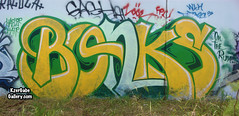 BONKS (KZERGABEGALLERY) Tags: otr bonk bonkers theseventhletter bonks tsl t7l