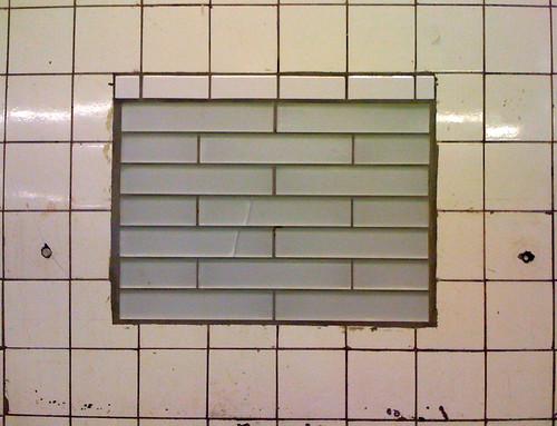 138/365:Subway tiles