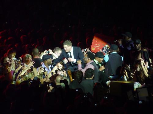 Michael Buble Concert 0510 011