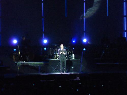 Michael Buble Concert 0510 004