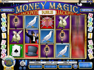 Money Magic slot game online review