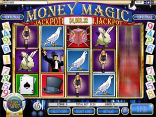 Money Magic slot game online review