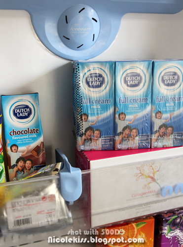 dutch lady milk packs