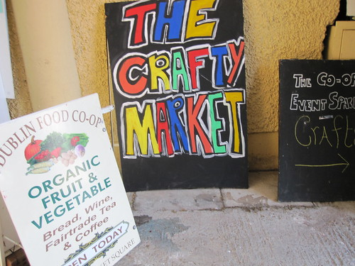 Dublin Food Co-op and Crafy Market