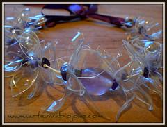 pet e ametista (Arte Viva Brasil) Tags: pet fashion estilo plastico colar colares preservar meioambiente bijuterias sustentabilidade ecofashion preservao acessorios biojoias ecojoias sustentavelcomestilo