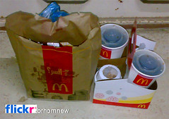 Big Mac McDonald's (brhomnew) Tags: big mac cola mcdonalds mcflurry
